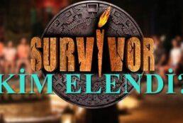 Survivor 24 Ocak Kim Diskalifiye Oldu? Kim Gitti?