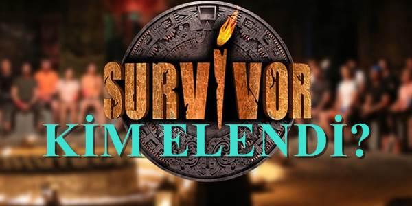 Survivor 2021 16 Mart Kim Elendi? Kim Gitti?