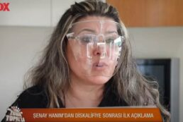 Zuhal Topalla Sofra'da Şenay Hanım Kim? Neden Diskalifiye Edildi?
